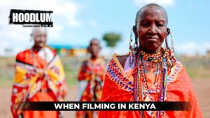 Hoodlum Film Fixers - When filming in Kenya