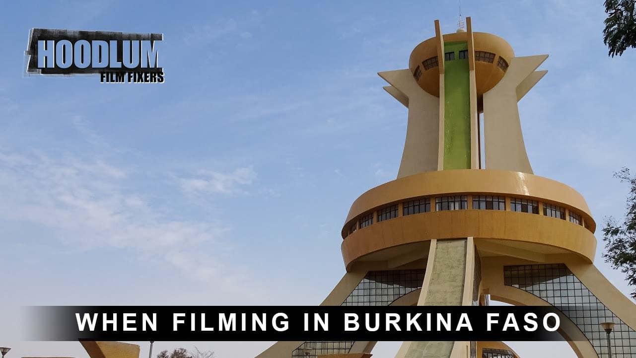 Film Fixers in Burkina FASO - Hoodlum Film Fixers