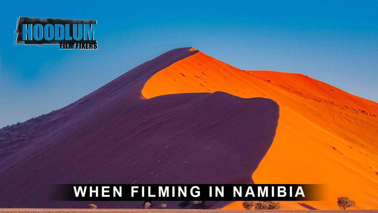 Film Fixers in Burkina Namibia - Hoodlum Film Fixers